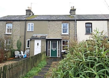 Thumbnail 2 bedroom cottage for sale in Orchard Terrace, St. Ives, Huntingdon