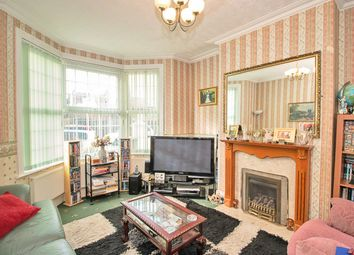 Thumbnail 4 bed terraced house for sale in Garfield Road, Margate