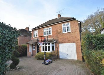 Thumbnail 5 bed detached house for sale in Bower Road, Wrecclesham, Farnham