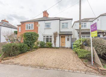 Thumbnail 3 bedroom cottage for sale in Semi Rural Village, Maidens Green, Windsor, Berkshire