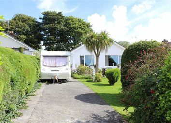Thumbnail 3 bed detached bungalow for sale in West Haven Estate, Cosheston, Pembroke Dock