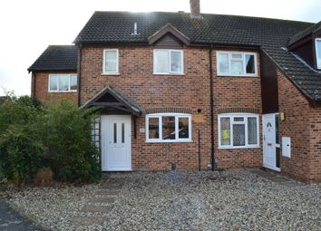 Thumbnail 3 bed semi-detached house to rent in Wheelers Green Way, Thatcham