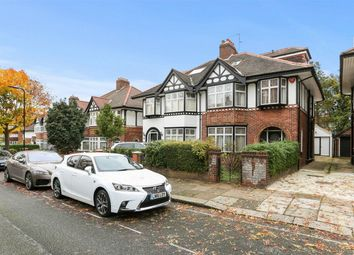 Thumbnail 4 bed semi-detached house to rent in Brunswick Gardens, London