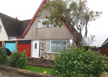 Thumbnail 2 bed bungalow for sale in Victoria Road, Prestatyn, Denbighshire