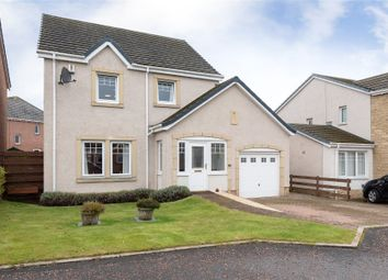 Thumbnail 4 bed detached house for sale in Maggie Duncan Close, Inchture, Perth