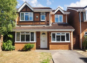 Thumbnail 4 bed detached house for sale in Maplin Park, Langley, Slough