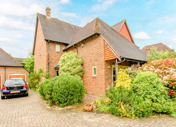 Thumbnail 4 bed link-detached house for sale in Tile Kiln, Ringmer, Lewes