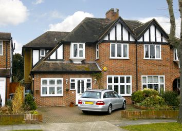4 bed semi-detached house to rent in Revell Road, Norbiton, Kingston Upon Thames KT1