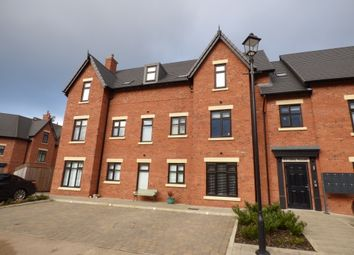 Thumbnail 2 bed flat for sale in Waters Way, Worsley, Manchester