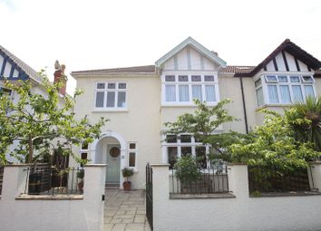 Thumbnail 4 bedroom semi-detached house for sale in Howard Road, Westbury Park, Bristol