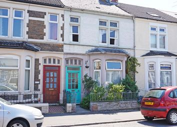 Thumbnail 4 bed terraced house for sale in Carlisle Street, Splott, Cardiff
