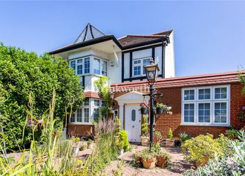 Thumbnail 4 bed detached house for sale in Greyhound Hill, London