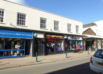 Thumbnail 1 bed flat for sale in Bampton Street, Tiverton