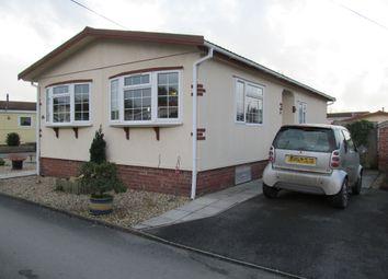 Thumbnail 2 bed mobile/park home for sale in Primrose Hill Park (Ref: 5511), Charlton Mackrell, Somerset, 7Ap