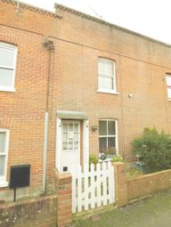 Thumbnail 2 bed terraced house for sale in Cross Street, Brading, Sandown, Isle Of Wight.
