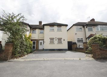 Thumbnail 3 bed semi-detached house to rent in Wansford Road, Woodford Green
