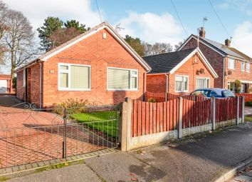 Thumbnail 2 bed detached house for sale in Merlin Drive, Hucknall, Nottingham