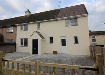 Thumbnail 4 bedroom terraced house for sale in Oaklea Crescent, Fremington, Barnstaple