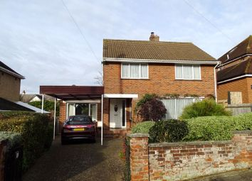 Thumbnail 3 bed detached house for sale in Ridgeway Road, Salisbury