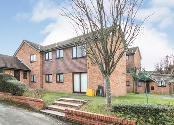 Thumbnail 1 bed flat for sale in Godmanston Close, Poole