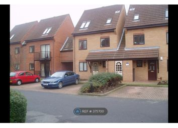 Thumbnail 2 bed flat to rent in The Moorings, Nottingham