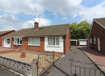 Thumbnail 2 bed semi-detached bungalow for sale in Roseacre Lane, Blythe Bridge, Stoke-On-Trent