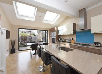 Thumbnail 2 bed end terrace house for sale in Evelyn Road, London