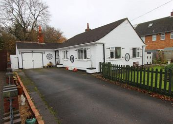 Thumbnail 3 bedroom detached bungalow for sale in Nutbrook Avenue, Tile Hill, Coventry