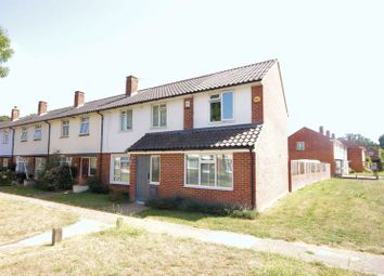 Thumbnail 4 bed terraced house for sale in Green Crescent, Gosport
