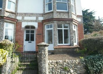 Thumbnail 1 bedroom flat to rent in Millford Road, Sidmouth