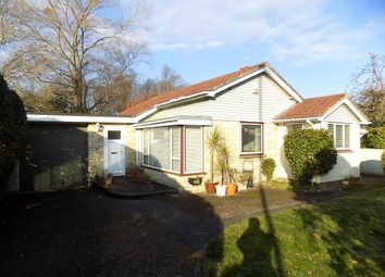 Thumbnail 3 bed detached bungalow for sale in Langdown Lawn, Hythe