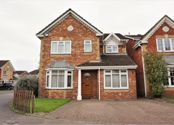 4 bed detached house for sale in Merlin Way, Bicester OX26