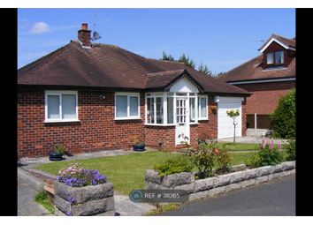 Thumbnail 2 bed bungalow to rent in Victoria Way, Stockport