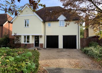 Thumbnail 5 bed detached house for sale in Southend Road, Howe Green, Chelmsford