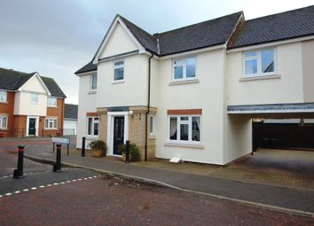 Thumbnail 5 bed link-detached house for sale in Caxton Close, Tiptree, Colchester