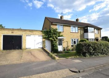 Thumbnail 3 bed semi-detached house for sale in Lily Hill Road, Bracknell