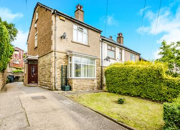 Thumbnail 2 bed end terrace house for sale in Cowcliffe Hill Road, Fixby, Huddersfield