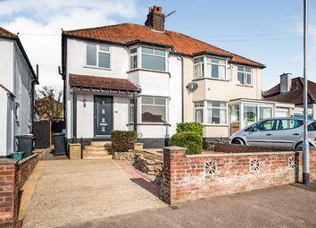Deaconsfield Road, Cornerhall, Hemel Hempstead, Hertfordshire HP3. 3 bed semi-detached house