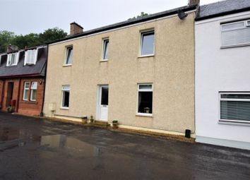 Thumbnail 3 bed terraced house for sale in St. Cuthbert's Street, Catrine, Mauchline