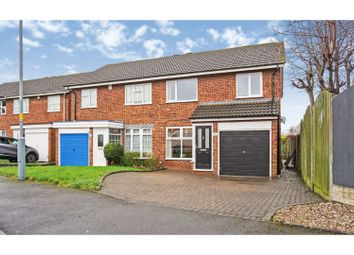 3 bed semi-detached house for sale in Harbury Close, Sutton Coldfield B76