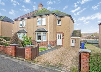 3 bed semi-detached house for sale in Balvie Road, Glasgow G62