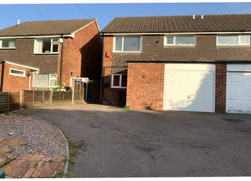 Thumbnail 3 bed semi-detached house for sale in Victoria Road, Stechford, Birmingham