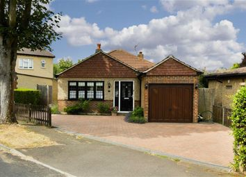 Thumbnail 3 bed detached bungalow for sale in The Rise, Ewell Village, Surrey
