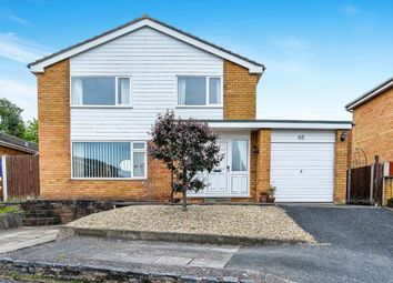 Thumbnail 4 bed detached house for sale in Erw Goch, Ruthin, Denbighshire, North Wales