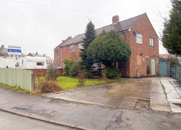 3 bed semi-detached house for sale in Chestnut Avenue, Belper DE56