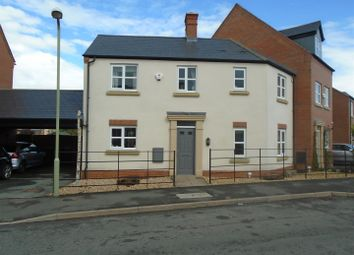 Thumbnail 3 bed semi-detached house for sale in Oak Avenue, Wem, Shrewsbury
