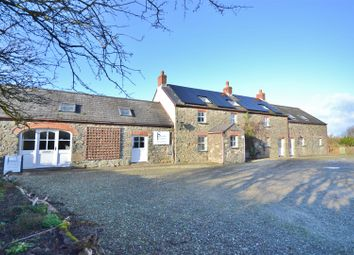 Thumbnail 5 bed detached house for sale in Caer Farchell, Solva, Haverfordwest