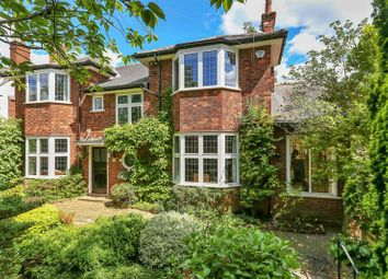 Thumbnail 4 bed detached house for sale in Carisbrooke Drive, Mapperley Park, Nottingham
