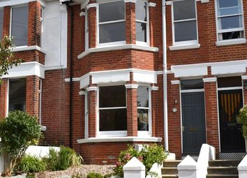 Thumbnail 4 bed terraced house to rent in Havelock Road, Brighton