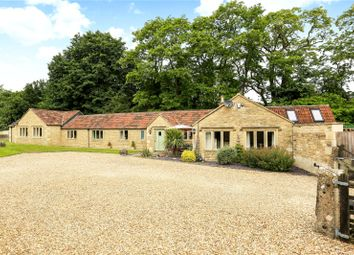 Thumbnail 4 bed detached house for sale in Bath Road, Shaw, Wiltshire